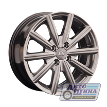 Диски 6.0J15 ET43 D73.1 LS Wheels BY738 (4x100) HPB (Китай)