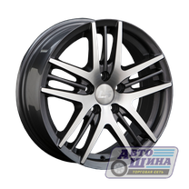 Диски 6.5J15 ET50 D63.3 LS Wheels BY708 (5x108) GMF (Китай)