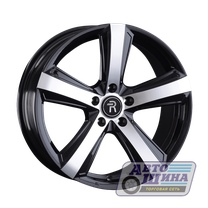 Диски 8.0J18 ET25 D66.6 Replay Audi A143 (5x112) BKF (Китай)