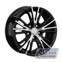 Диски 6.5J15 ET40 D73.1 LS Wheels BY701 (5x100) BKF (Китай)