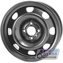 Диски 6.5J16 ET50 D63.3 Trebl Ford (5x108) Black, арт.8325 (Россия)