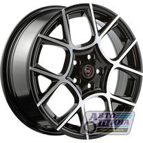 Диски 6.5J16 ET36 D60.1 NZ Wheels F-26 (4x100) BKF (Россия)