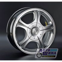 Диски 5.0J14 ET45  D73.1 LS Wheels T211  (4x100x114.3) HP