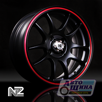 Диски 5.5J13 ET35 D58.6 NZ Wheels SH524 (4x98) MBRS, арт.9109961 (Китай)