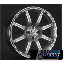 Диски 6.0J14 ET35  D58.6 LS Wheels T117  (4x98) HP битый