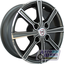 Диски 6.0J14 ET35 D58.6 NZ Wheels SH627 (4x98) GMF (Китай)