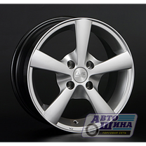 Диски 6.0J14 ET35  D58.6 LS Wheels NG210  (4x98) HP (Китай)