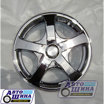 Диски 6.0J15 ET50  D73.1 Racing Wheels Premium H-340  (5x100) Chrome (Тайвань)