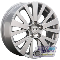 Диски 6.5J16 ET50  D67.1 Replay Mazda 27  (5x114.3) White - белый (Китай)