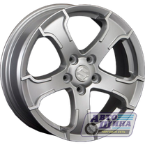Диски 6.5J17 ET45  D60.1 Replay Suzuki 6  (5x114.3) WF (Китай)