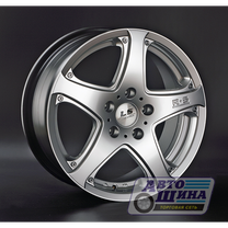 Диски 7.0J16 ET45  D73.1 LS Wheels K325  (5x110) HP (Тайвань)