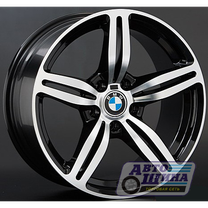 Диски 7.5J17 ET34  D72.6 Replay BMW 58  (5x120) BKF (Китай)