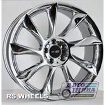 Диски 8.5J19 ET35  D73.1 RS Wheels 896  (5x114.3) MLS (Китай)