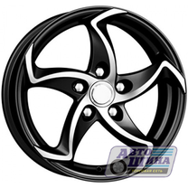 Диски 6.0J15 ET35 D58.6 NZ Wheels F-17 (4x98) BKF (Китай)