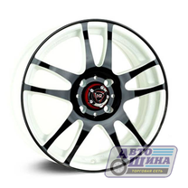 Диски 6.0J15 ET48 D54.1 NZ Wheels F-45 (4x100) W+B (Китай)
