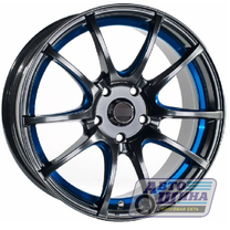 Диски 6.0J15 ET50 D60.1 NZ Wheels F-43 (4x100) BKBSI (Китай)