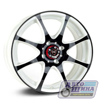 Диски 7.0J17 ET42  D56.6 NZ Wheels F-46  (5x105) W+B арт.9120736 (Китай)