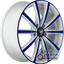 Диски 6.0J15 ET40  D57.1 NZ Wheels F-50  (5x100) W+BL арт.9128006 (Китай)