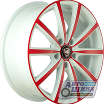 Диски 6.0J15 ET47 D57.1 NZ Wheels F-50 (5x112) W+R, арт.9128011 (Китай)