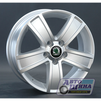 Диски 6.0J15 ET38 D57.1 Replay Skoda 17 (5x100) W (Китай)
