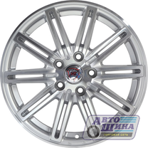 Диски 6.0J15 ET50 D60.1 NZ Wheels SH662 (4x100) SF (Китай)