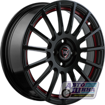 Диски 7.0J17 ET40 D66.1 NZ Wheels F-23 (5x114.3) MBRSI (Россия)