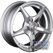 Диски 6.0J14 ET49 D56.6 NZ Wheels F-30 (4x100) SF (Китай)