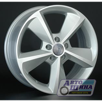Диски 6.5J16 ET45  D64.1 КиК КС681 Honda Civic  (5x114.3) Сильвер арт.64443 (Россия)
