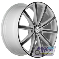 Диски 7.0J17 ET50  D67.1 NZ Wheels F-50  (5x114.3) W+B арт.9123912 (Китай)
