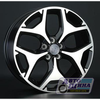 Диски 7.0J17 ET48  D56.1 Replay Subaru 22  (5x100) BKF (Китай)