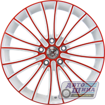 Диски 6.0J15 ET48  D54.1 NZ Wheels F-49  (4x100) W+R арт.9127964 (Китай)