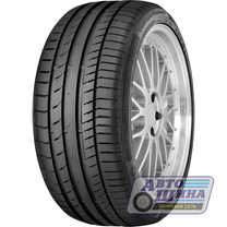 А/ш 285/45 R20 Б/К Continental Sport Contact 5 SUV XL AO 112Y (Португалия, 2018)