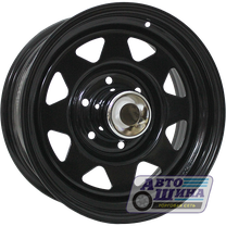 Диски 7.0J16 ET20  D108.7 Trebl Off-Road 01 УАЗ  (5x139.7) Black (Китай)