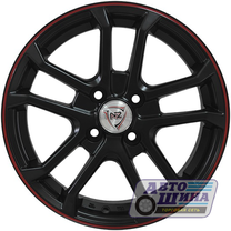 Диски 6.0J15 ET32  D58.6 NZ Wheels SH651  (4x98) MBRS арт.9124326 (Китай)