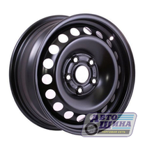 Диски 7.5J17 ET52.5 D63.3 Magnetto Ford Kuga (5x108) Black, арт.17001 AM (Россия)