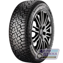 А/ш 225/55 R17 Б/К Continental Ice Contact 2 FR KD SSR 97T @ Run Flat (Германия)