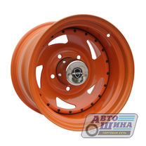 Диски 10.0J15 ET-24  D108.7 IKON SNC010OR  (5x139.7) Orange УАЗ / Suzuki арт.9115 (Китай)