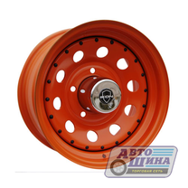 Диски 8.0J16 ET-22  D110.5 IKON SNC032OR  (5x139.7) Orange УАЗ / Suzuki (Китай)
