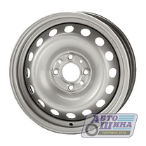 Диски 6.0J15 ET52.5  D63.3 Magnetto Ford Focus II  (5x108) Silver арт.15000 S AM (Россия)