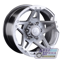 Диски 8.0J16 ET0 D106.1 LS Wheels 893 (6x139.7) HP (Китай)