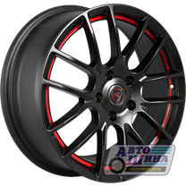 Диски 6.0J15 ET40 D57.1 NZ Wheels F-40 (5x100) MBRSI (Китай)