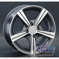 Диски 6.0J15 ET50 D60.1 NZ Wheels SH631 (4x100) GMF (Китай)
