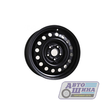 Диски 6.0J15 ET52.5 D63.3 ТЗСК Ford Focus 2 (5x108) Black (Тольятти)