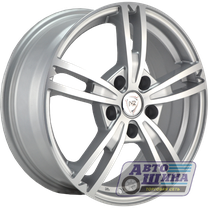Диски 6.0J15 ET36 D60.1 NZ Wheels SH672 (4x100) SF (Китай)