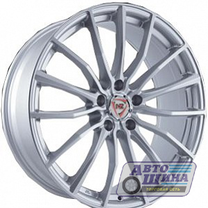 Диски 6.5J16 ET50 D60.1 NZ Wheels SH650 (4x100) SF (Китай)