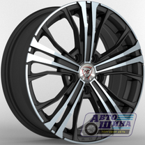 Диски 6.5J16 ET36 D60.1 NZ Wheels F-4 (4x100) BKF (Россия)