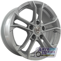 Диски 6.5J16 ET50 D60.1 NZ Wheels SH655 (4x100) S (Россия)